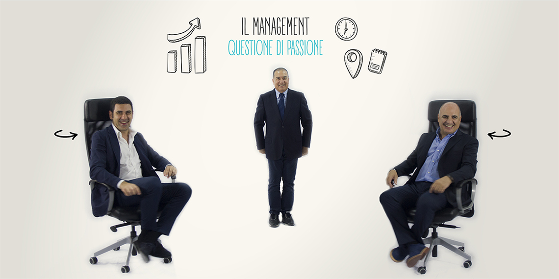 il management questione di passione copia