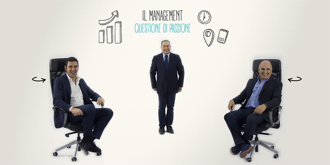 il management questione di passione copia